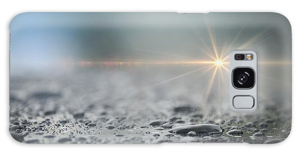 Galaxy Case featuring the photograph After The Rain by Carolyn Marshall