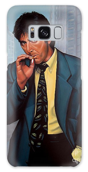 Al Pacino 2 Galaxy Case by Paul Meijering