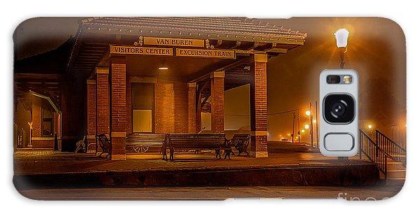 3 Am Train Galaxy Case