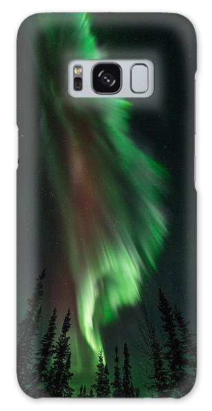 Aurora Corona Galaxy Case