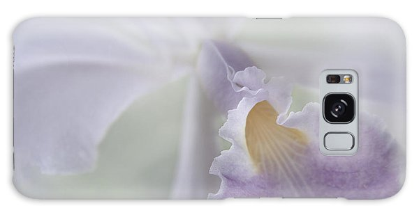 Orchidaceae Galaxy Case - Beauty In A Whisper by Sharon Mau