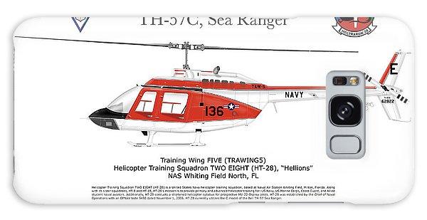 Bell Th-57c Sea Ranger Galaxy Case