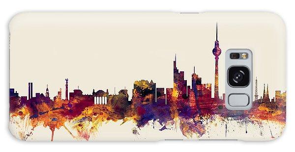 Berlin Germany Skyline Galaxy Case