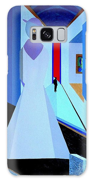 blue d'Orsay Galaxy Case