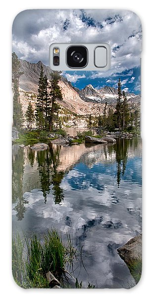 Blue Lake Galaxy Case