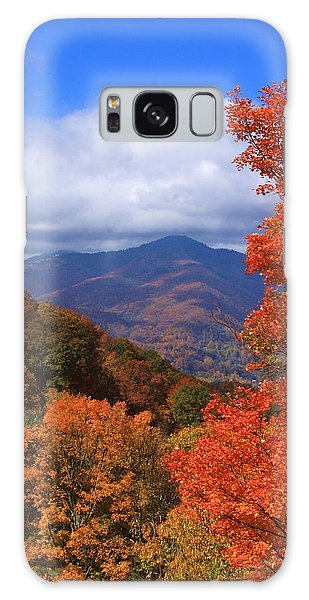Blue Ridge Fall Galaxy Case by Mountains to the Sea Photo