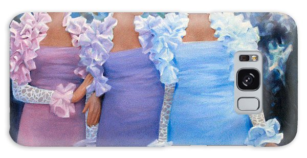 Brides Maids Galaxy Case by Kevin Lawrence Leveque