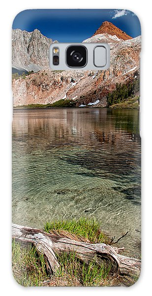 Bull Lake And Chocolate Peak Galaxy Case