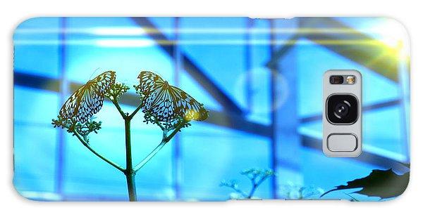 Butterfly Tree Galaxy Case