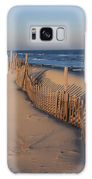 Cape Hatteras Dunes  Galaxy Case by Mountains to the Sea Photo