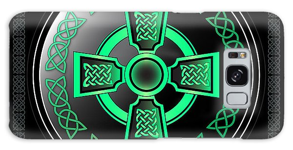 Celtic Cross Galaxy Case