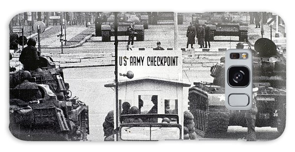 Checkpoint Charlie Galaxy Case