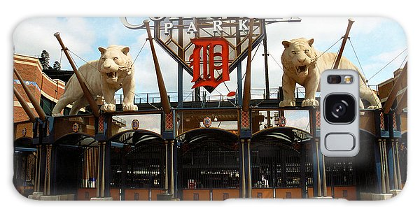 Comerica Park - Detroit Tigers Galaxy Case