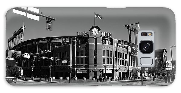 Coors Field - Colorado Rockies Galaxy Case
