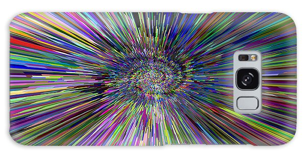 3 D Dimensional Art Abstract Galaxy Case