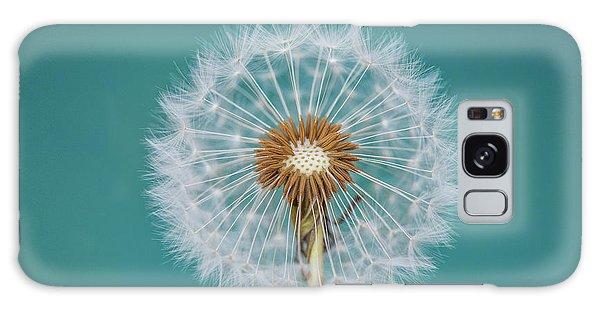 Flora Galaxy Case - Dandelion by Bess Hamiti