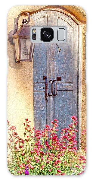 Doors Of Santa Fe Galaxy Case
