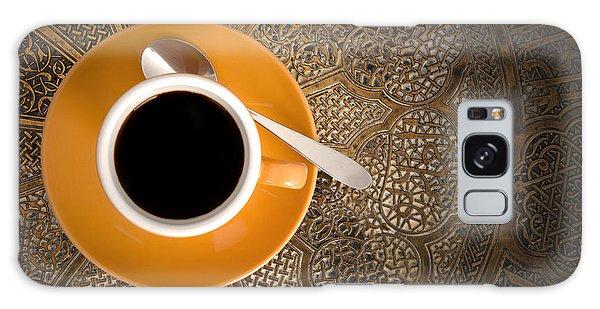 Espresso Galaxy Case by Chevy Fleet
