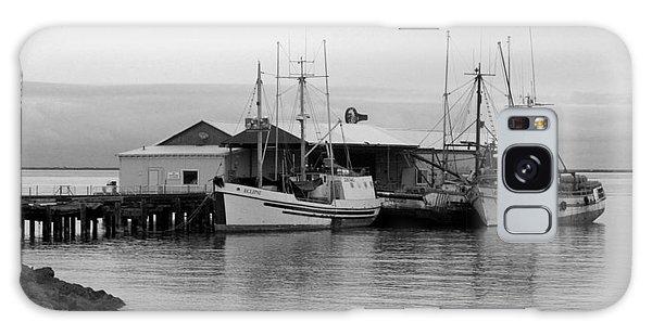 3 Fishing Boats Galaxy Case