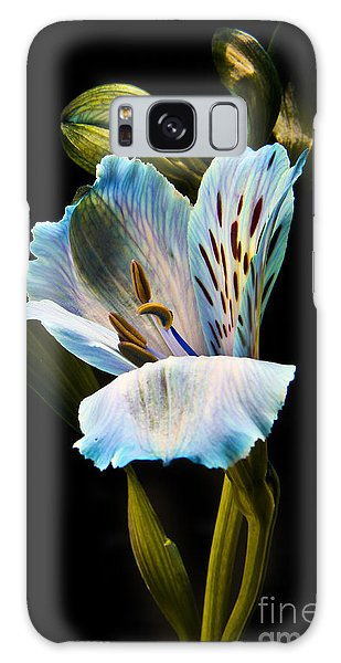 Flower Galaxy Case by Gunnar Orn Arnason