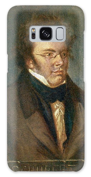 Schubert Galaxy Case - Franz Schubert (1797-1828) Austrian by Mary Evans Picture Library