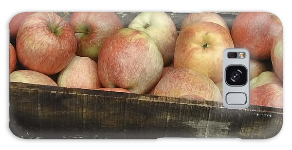 French Market Apples Galaxy Case