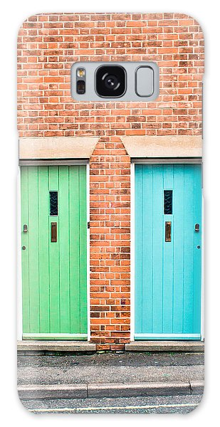 Door Galaxy Case - Front Doors by Tom Gowanlock