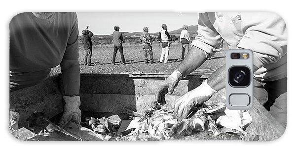 Griffon Vulture Conservation Galaxy Case