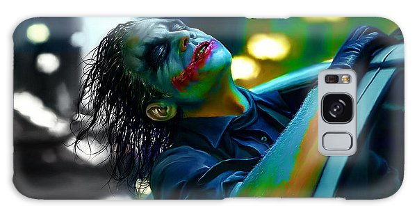 Heath Ledger Galaxy Case