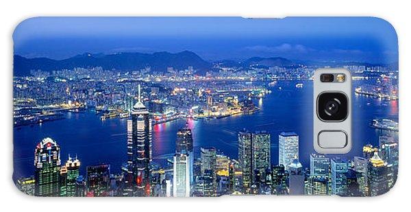 Hong Kong Galaxy S8 Case - Hong Kong China by Panoramic Images
