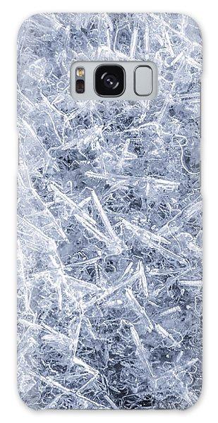 Ice On Minnehaha Creek 2 Galaxy Case