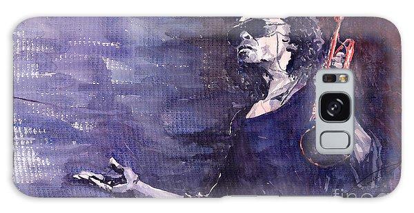 Portret Galaxy Case - Jazz Miles Davis by Yuriy Shevchuk