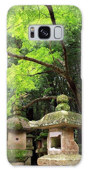 Kansai Galaxy Case - Kasuga-taisha Shrine In Nara, Japan by Paul Dymond