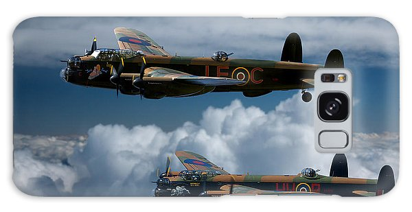 3 Lancaster Bombers Galaxy Case