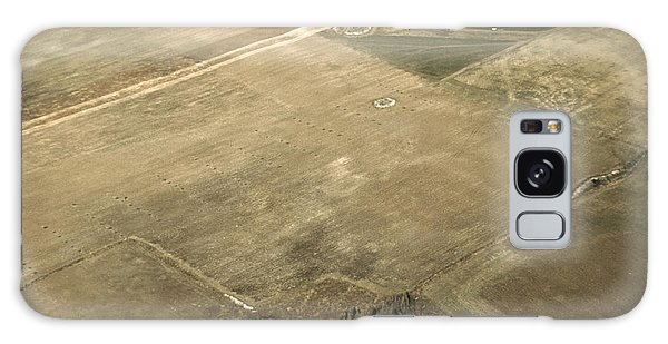 Aroostook County Galaxy Case - Maine Farmland, 1940 by Granger