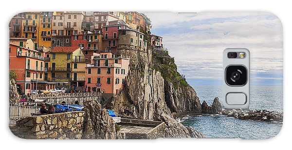 Rock Galaxy Case - Manarola by Joana Kruse