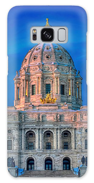Minnesota State Capitol St Paul Galaxy Case