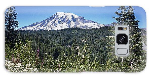 Mount Ranier Galaxy Case