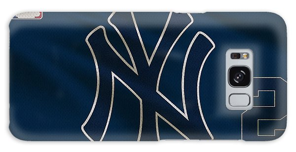 New York Yankees Derek Jeter Galaxy Case