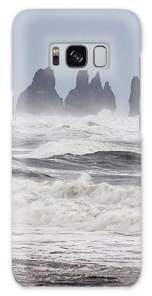 Basalt Galaxy Case - North Atlantic Coast Near Vik Y Myrdal by Martin Zwick
