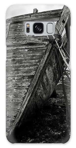 Old Abandoned Ship Galaxy Case by RicardMN Photography