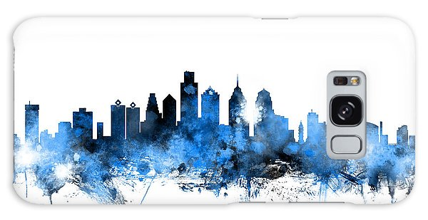 Philadelphia Pennsylvania Skyline Galaxy S8 Case
