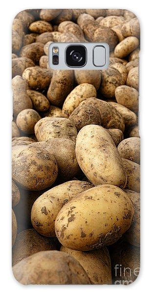 Potato Galaxy Case - Potatoes by Olivier Le Queinec