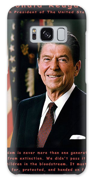 President Ronald Reagan Galaxy Case