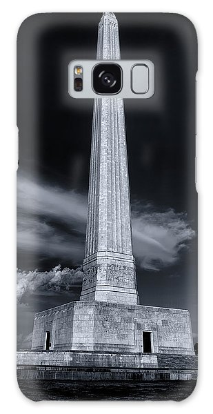 San Jacinto Monument One Sky One Star Galaxy Case