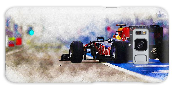 Sebastian Vettel Galaxy Case