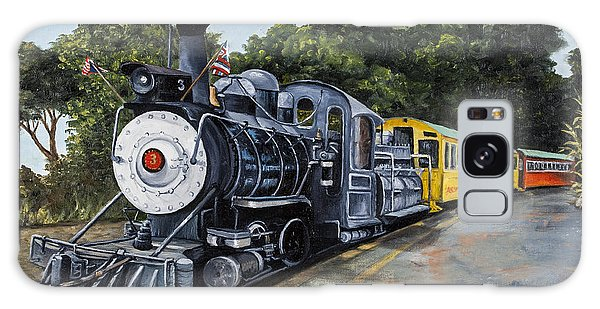 Sugar Cane Train Galaxy Case