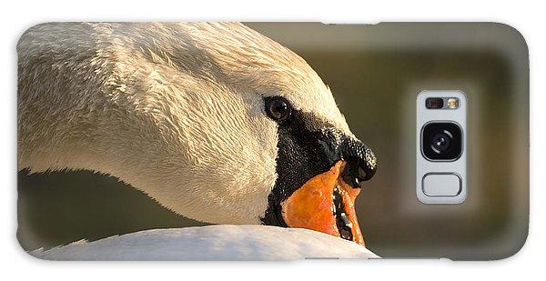 Swan Galaxy Case by Michael Mogensen
