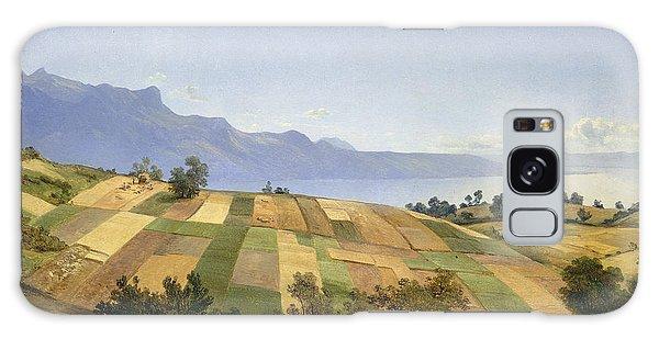 Swiss Landscape Galaxy Case