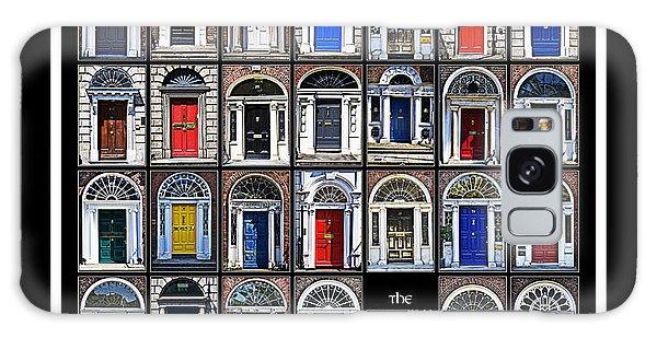 The Georgian Doors Of Dublin Galaxy Case